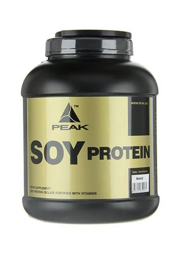 Peak Soy |Soja Proteinpulver