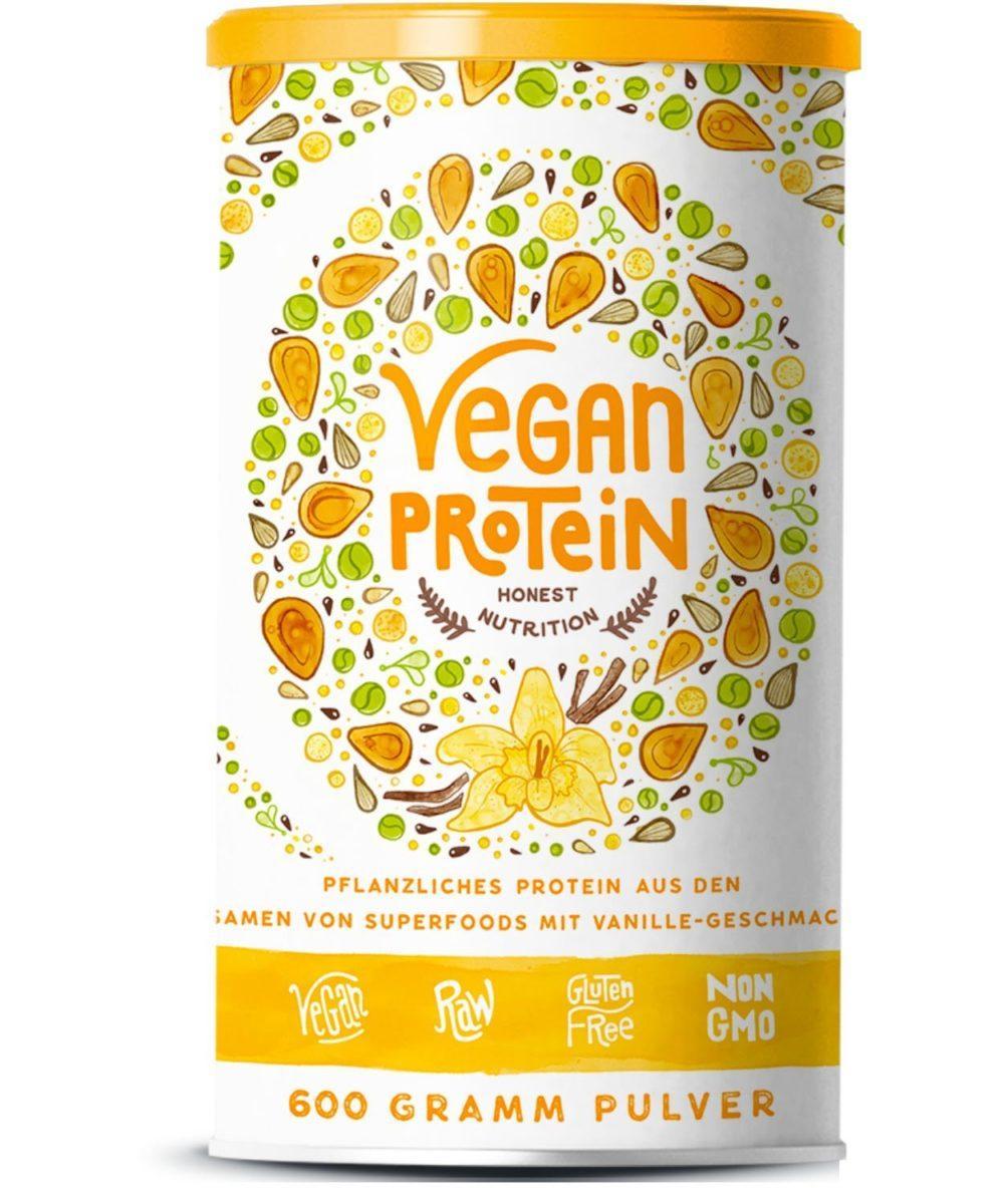 Vegan Protein Vanille von Alpha Foods